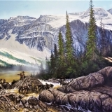 1877 Discovery of Pine Pass
