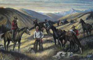 Contact Gary Lowe - The Charlie Russell Artist