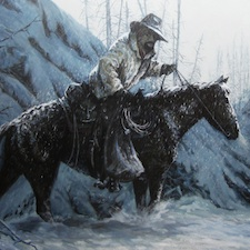 Romance of the old West